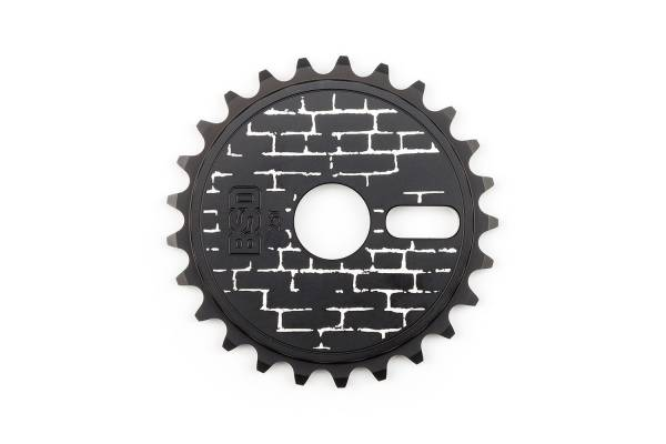 BSD SPROCKET 25T WALLY DISC Black