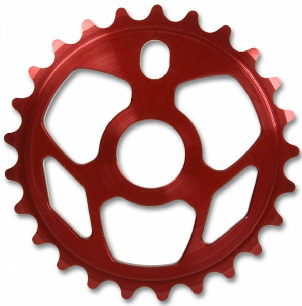 FIT SPROCKET 28T TRI Gold or Red