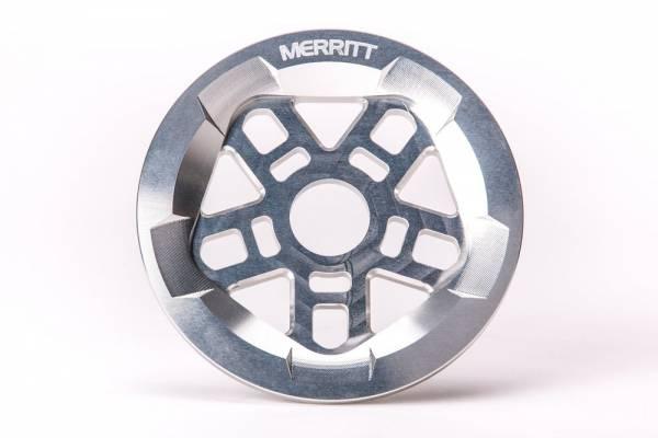 MERRITT SPROCKET 25T GUARD PENTAGUARD Silver