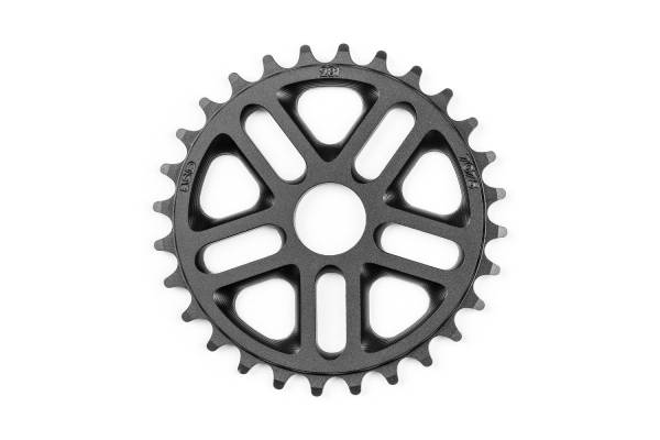 BSD SPROCKET 28T SUPERLIGHT 3D 5-SPOKE Black