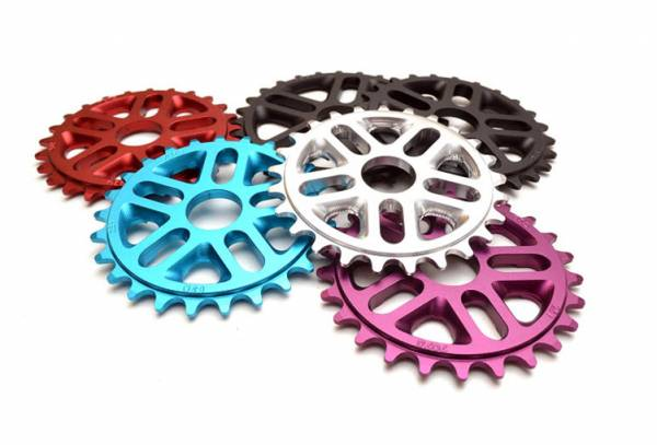 BSD SPROCKET 25T SUPERLIGHT 3D 5-SPOKE Colored