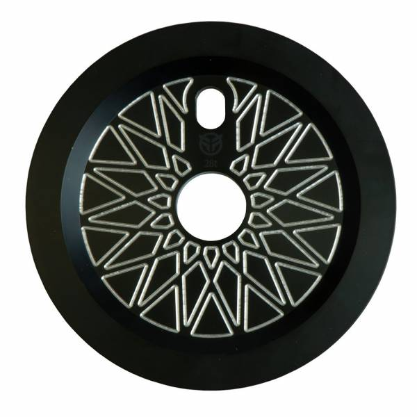 FEDERAL GUARD SPROCKET 28T BBS Black/Silver