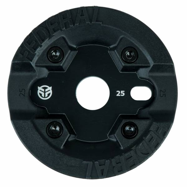 FEDERAL GUARD SPROCKET 28T IMPACT Black