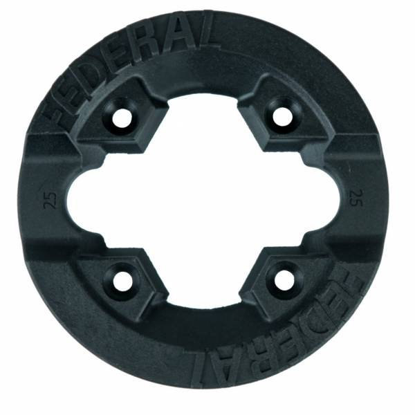 FEDERAL GUARD SPROCKET 28T REPLACEMENT Black