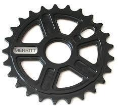 MERRITT SPROCKET 28T MIGHTY Black