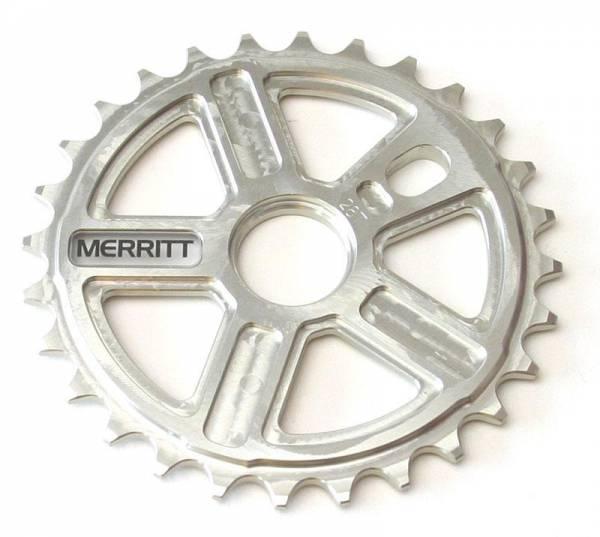 MERRITT SPROCKET 25T MIGHTY Silver