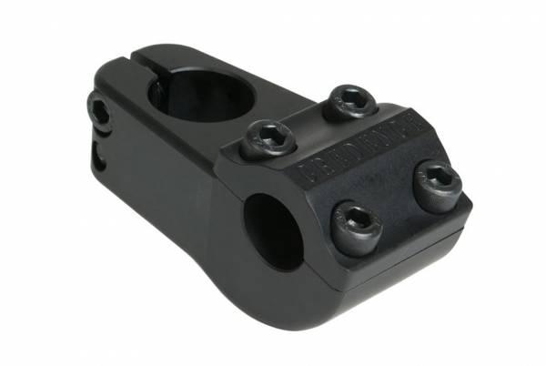 S&M STEM TOP LOAD 52mm TURTLENECK Black