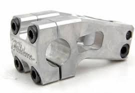 FIT STEM FRONT LOAD 51mm D.L.D DROPPED Silver