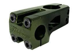 FIT STEM FRONT LOAD 51mm D.L.R. REGULAR Green
