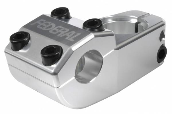 FEDERAL STEM TOP LOAD LOVE 52mm Silver