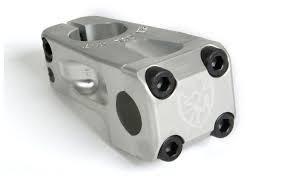 S&M STEM FRONT LOAD 52mm REDNECK XLT Silver