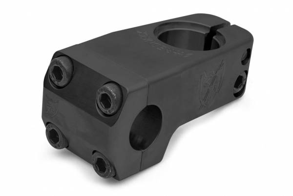 S&M STEM FRONT LOAD 50mm SHREDNECK Black