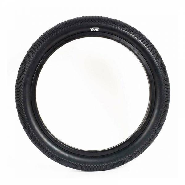 "CULT VANS TIRE 18 INCH x 2.30"" Black"