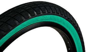 FIT TIRE 20 x 2.30 FAF WB WIRE BEAD Tealwall