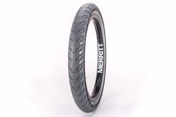 "MERRITT TIRE 20 x 2.25"" FT1 BRIAN FOSTER Gunmetal Grey"