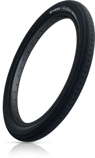 TIOGA STREETBLOCK TIRE 20 x 2.15 Black
