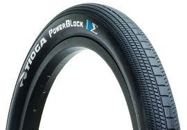 TIOGA POWERBLOCK TIRE 20 x 2.10 Black