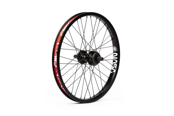 BSD MIND WESTCOASTER WHEEL LHD 9T Black