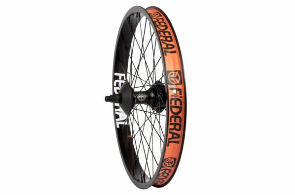 FEDERAL STANCE XL CASSETTE WHEEL RHD Male Black