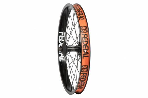 FEDERAL STANCE XL FRONTWHEEL Black