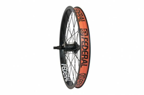 FEDERAL MOTION FREECOASTER XL WHEEL RHD Black